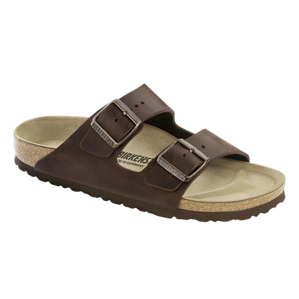 Birkenstock Women's Arizona Oiled Leather Sandals HABANA