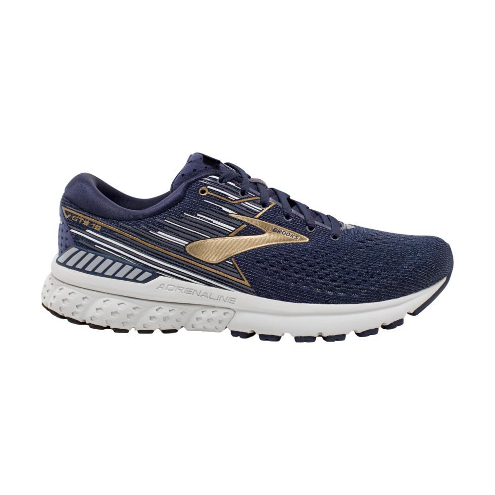 Brooks Men's Adrenaline GTS 19 Road Running Shoes NVY.GOLD_439