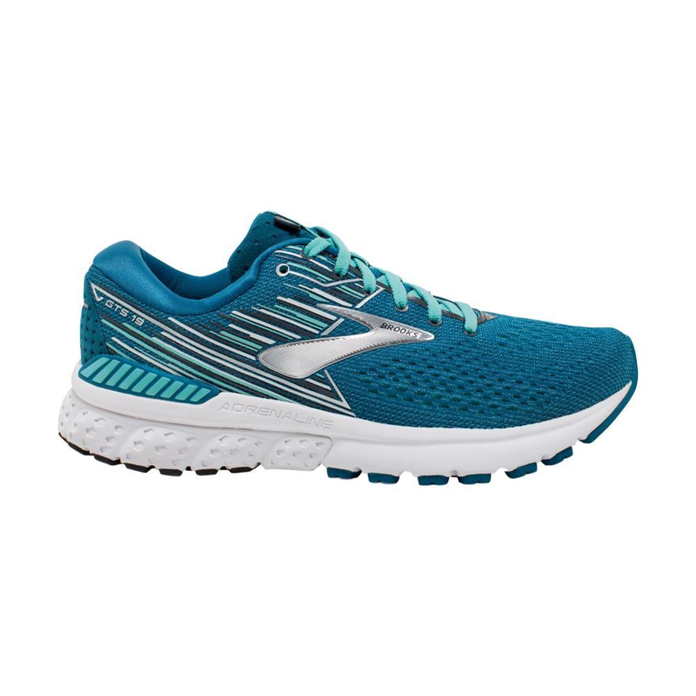 Brooks Women's Adrenaline GTS 19 Road Running Shoes BLU.AQUA_417