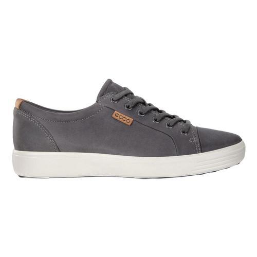 Ecco Men's Soft 7 Sneakers Grey_02244