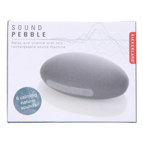 Kikkerland Design Sound Pebble