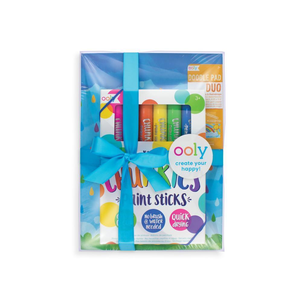 Ooly Budding Artist Kids Paint Gift Set