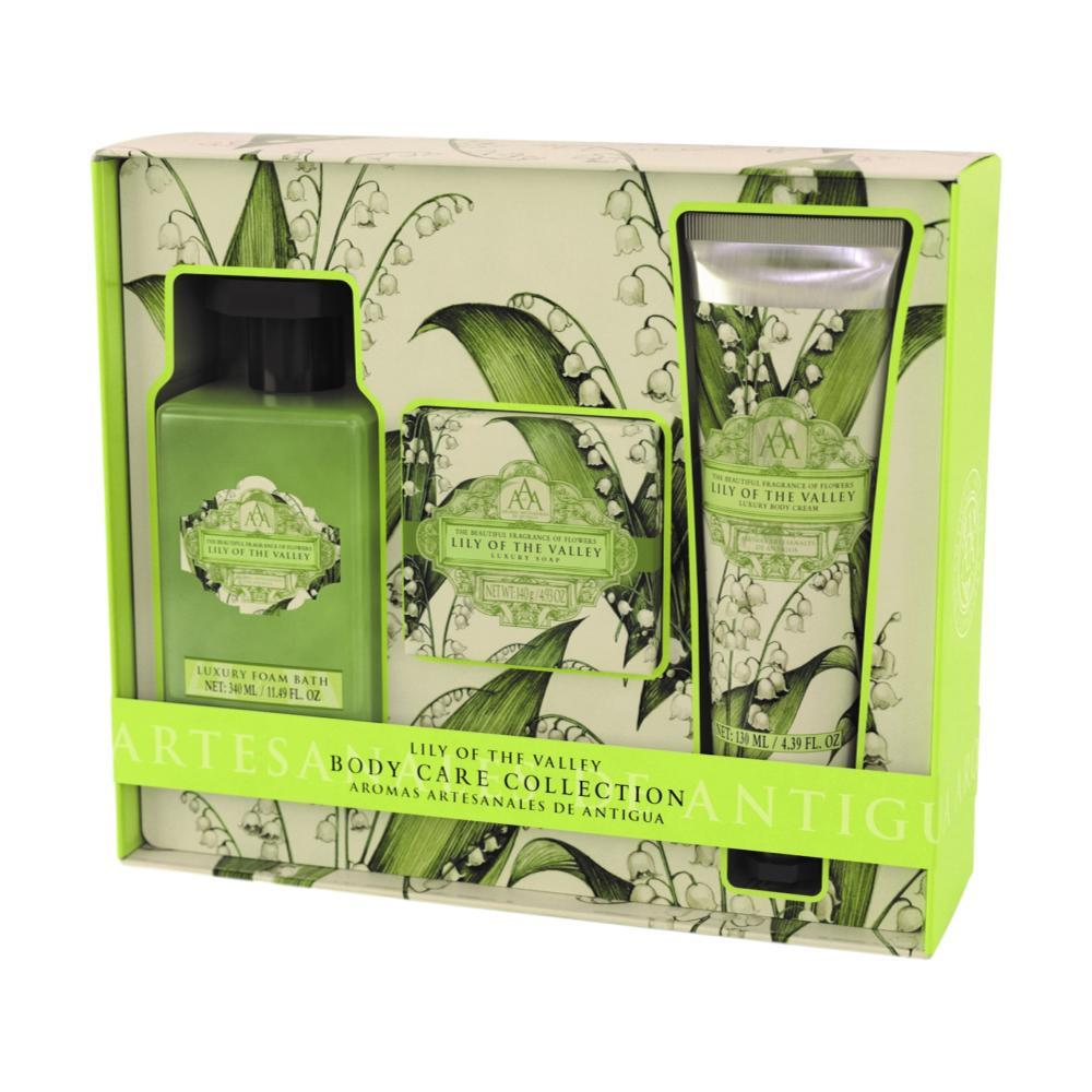 The Somerset Toiletry Company Body Care Collection Set - Lily Of The Valley