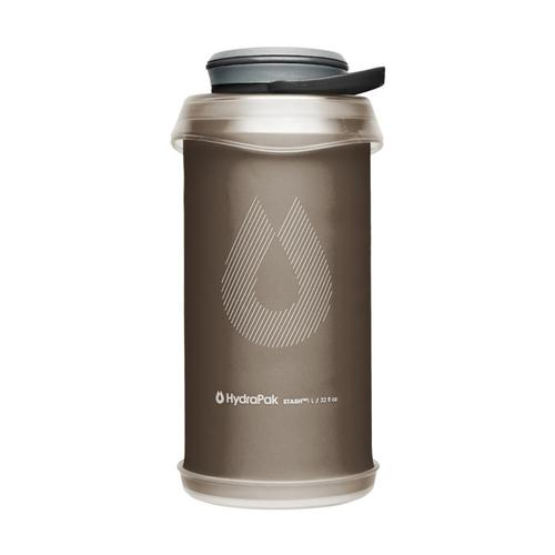 HydraPak Stash 1L - Mammoth Grey Bottle Mammoth.Gry