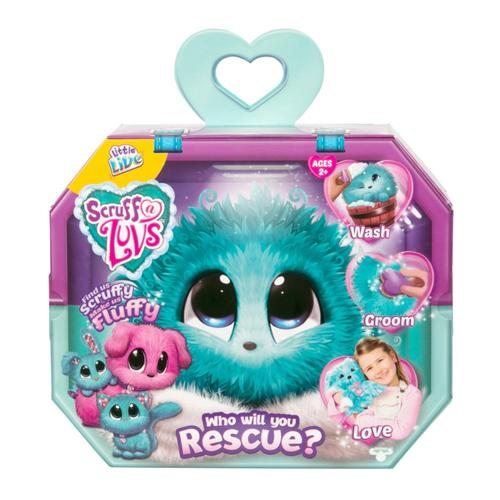 Little Live Scruff-a-Luv Blue