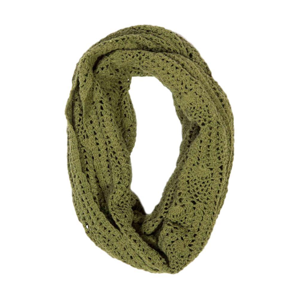 Matr Boomie Lucia Crochet Infinity Scarf - Fern Green FERN
