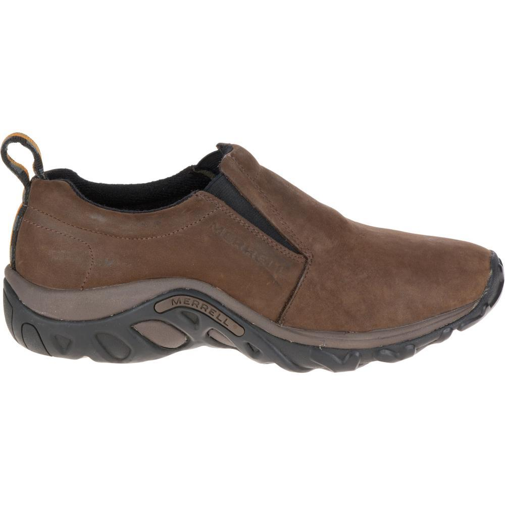 Merrell Men's Jungle Moc Shoes BROWN