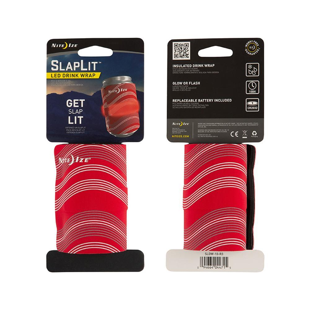 Nite Ize SlapLit LED Drink Wrap RED