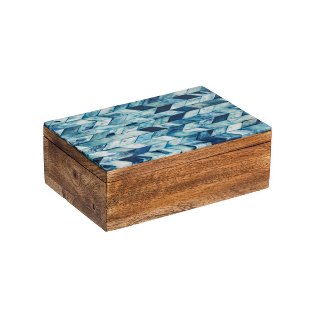 Matr Boomie Artemis Treasure Box - Medium Indigo