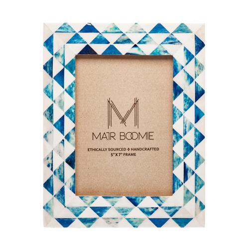Matr Boomie Varuna Frame - Cobalt 5in x 7in