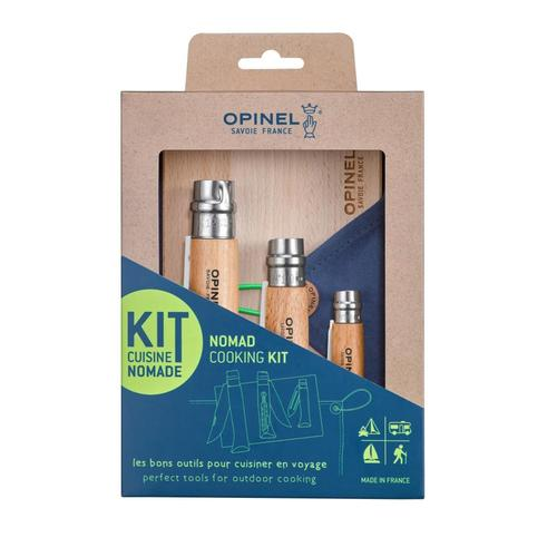 Opinel Nomad Cooking Kit .