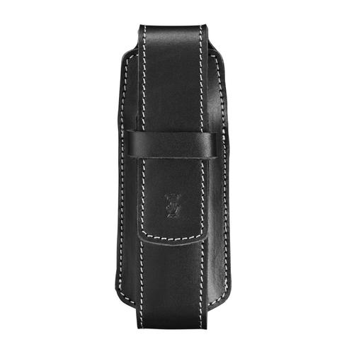 Opinel Chic Black Leather Sheath .