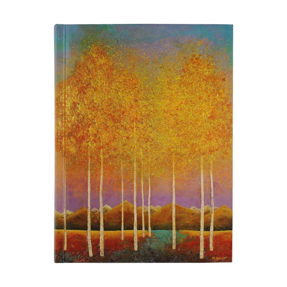 Moonlit Aspens Bookbound Journal
