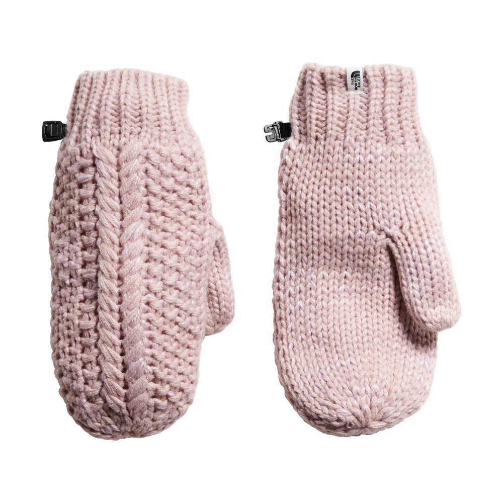 The North Face Cable Minna Mitts LILAC_BEJ