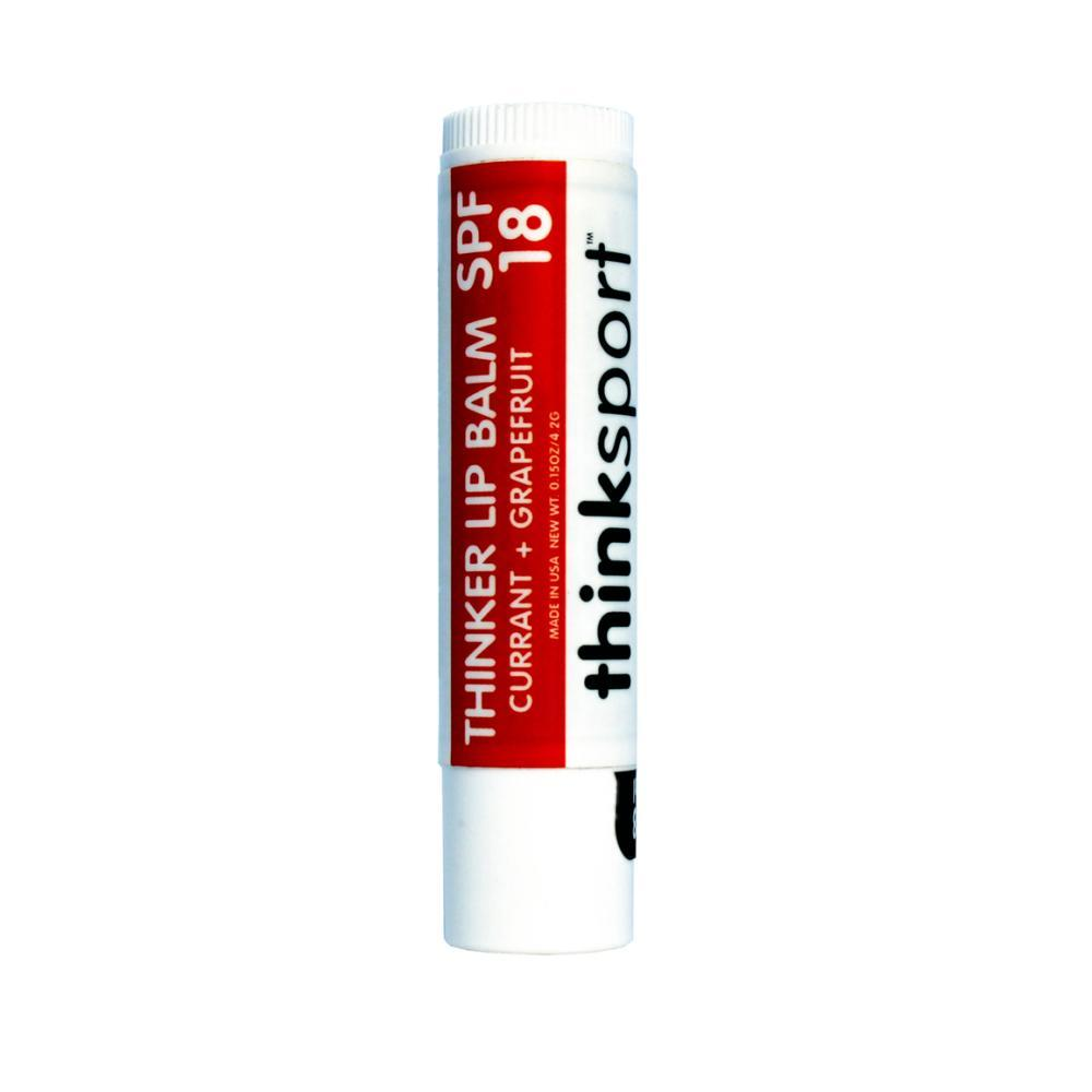 Think Operations Thinker Lip Balm SPF 18: Currant and Grapefruit CURR_GRPFRT