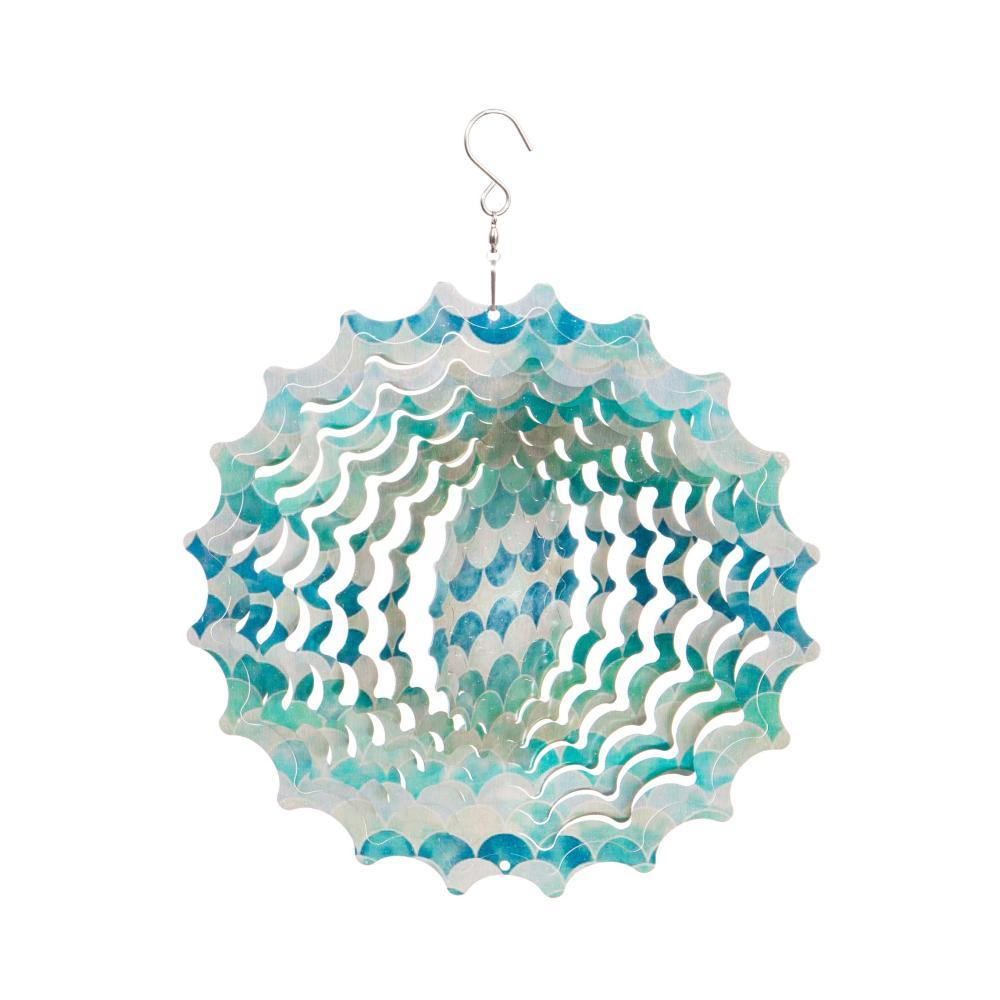 Evergreen Garden Waves Spectrum Spinner