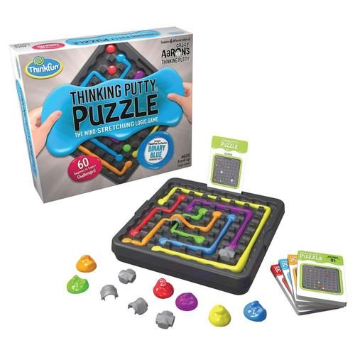 ThinkFun Thinking Putty Puzzle