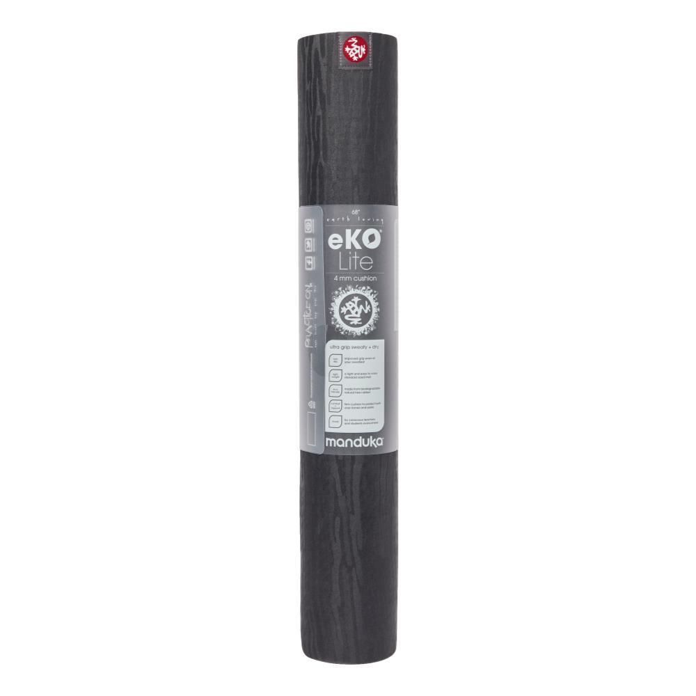 Manduka eKO Lite Yoga Mat 4mm - Charcoal CHARCOAL