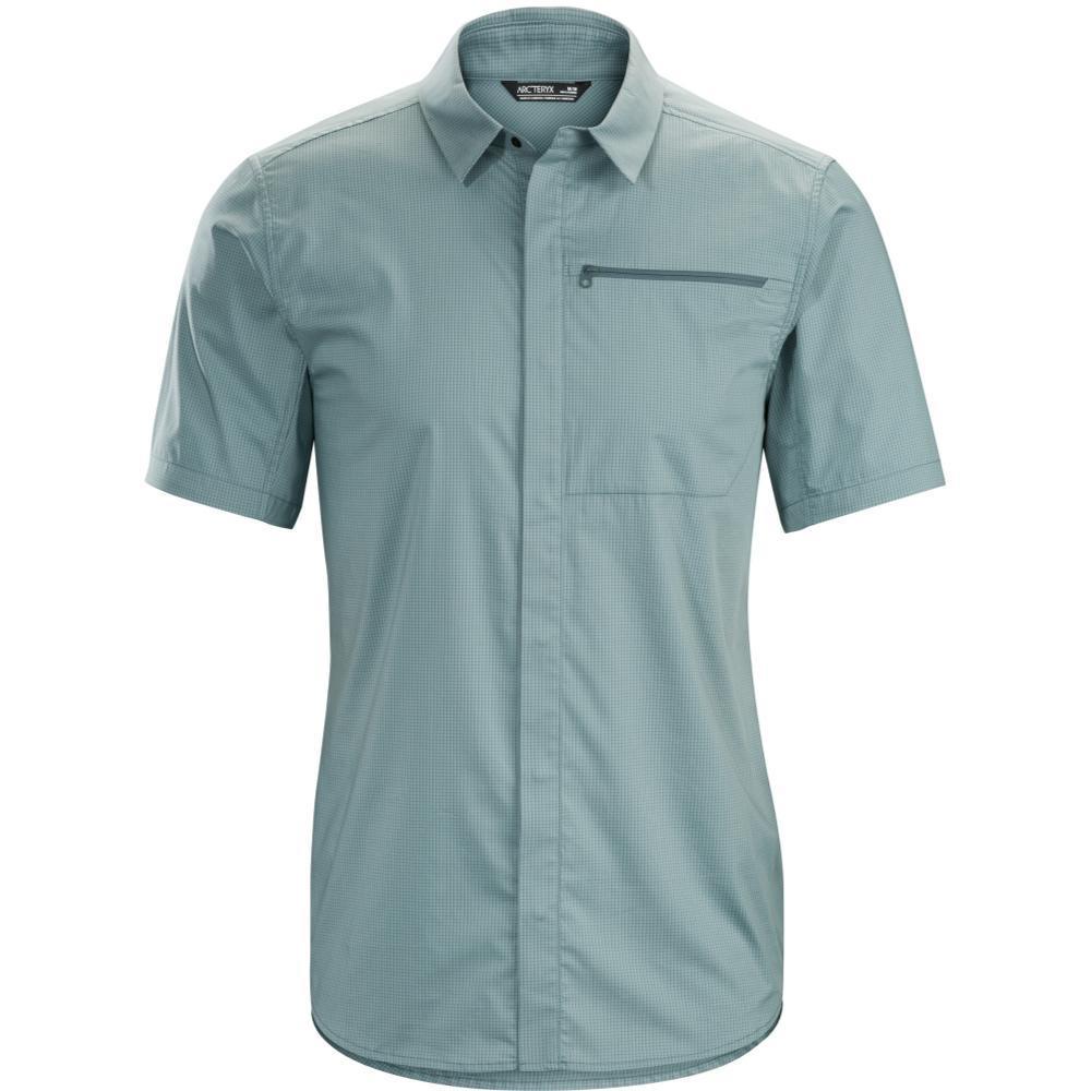Arc'teryx Men's Short Sleeve Kaslo Shirt ROBOTICA
