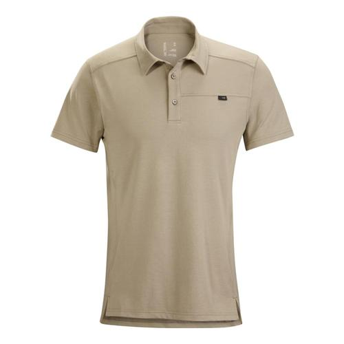 Arc'teryx Men's Captive Short Sleeve Polo Esoteric