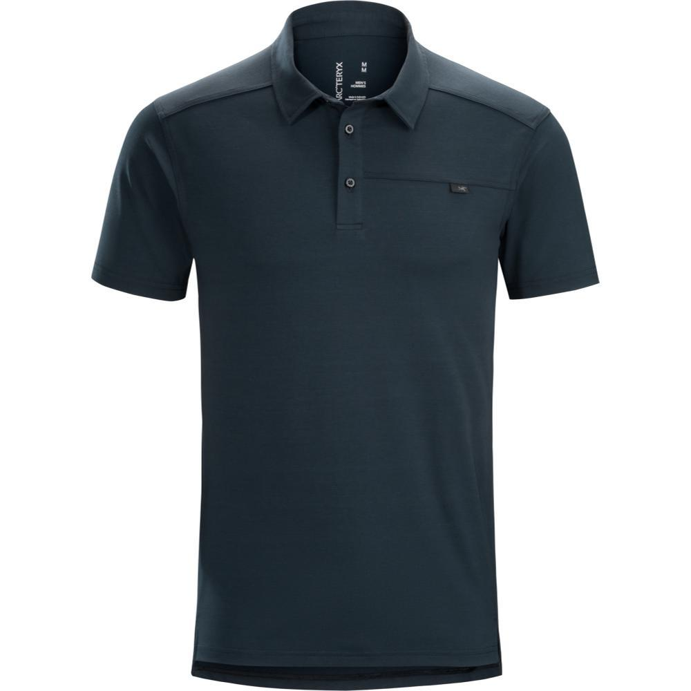 Arc'teryx Men's Captive Short Sleeve Polo TUI