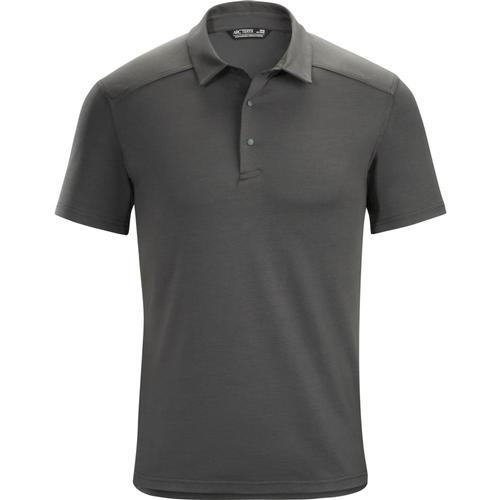 Arc'teryx Men's Chilco Short Sleeve Polo Pilot