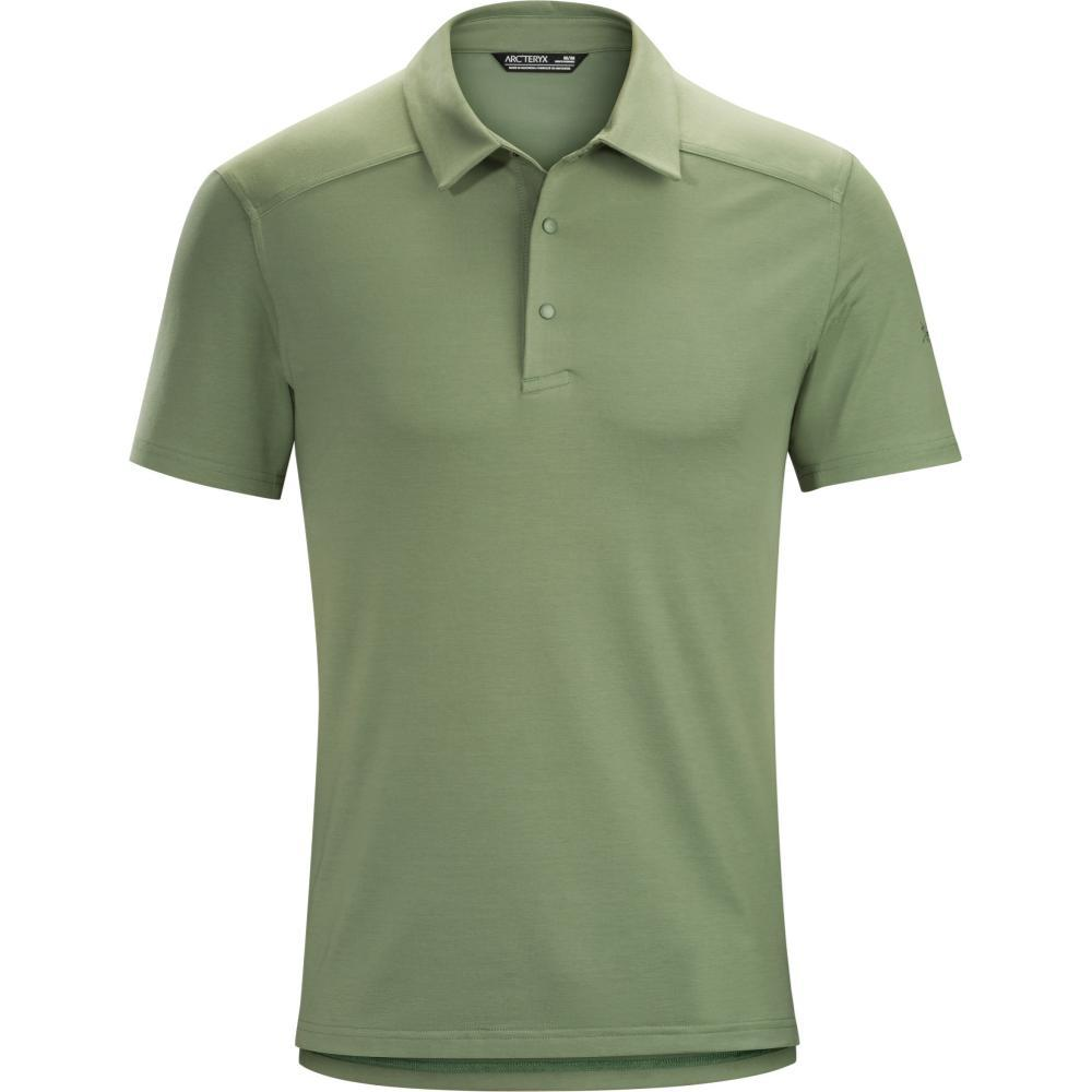 Arc'teryx Men's Chilco Short Sleeve Polo UCLUELET