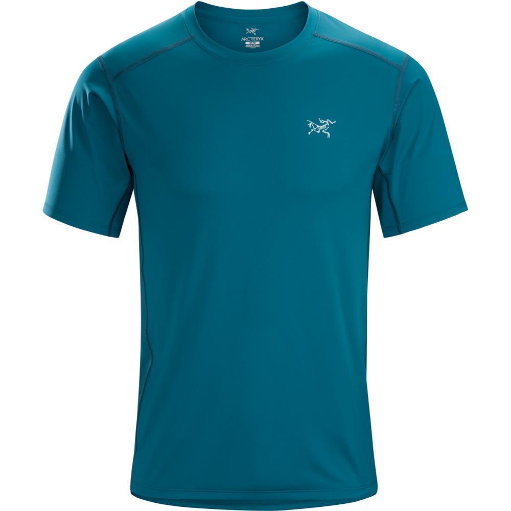 Arc'teryx Men's Ether Short Sleeve Crew T-Shirt ILIAD