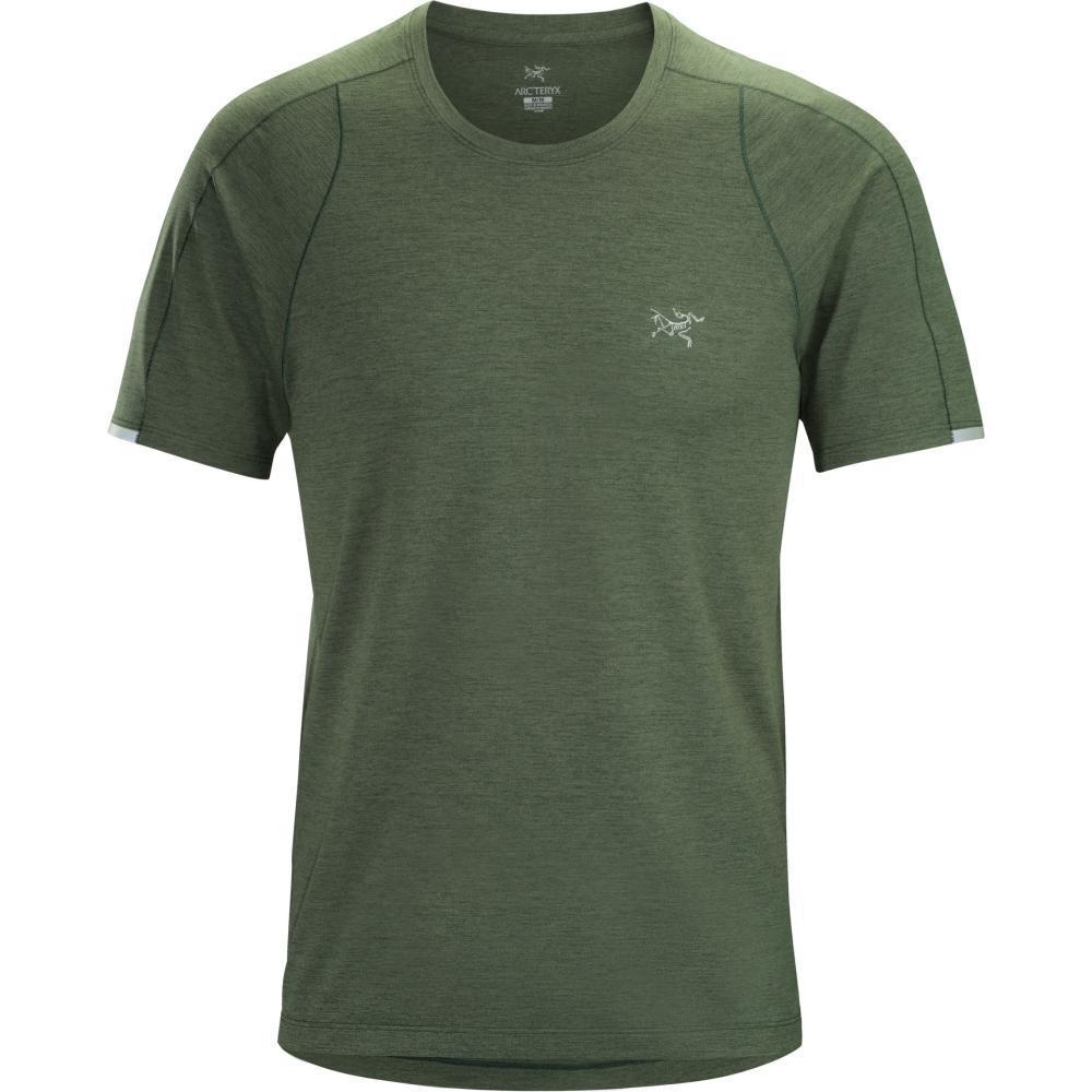 Arc'teryx Men's Cormac Short Sleeve Crew T-Shirt LARIX