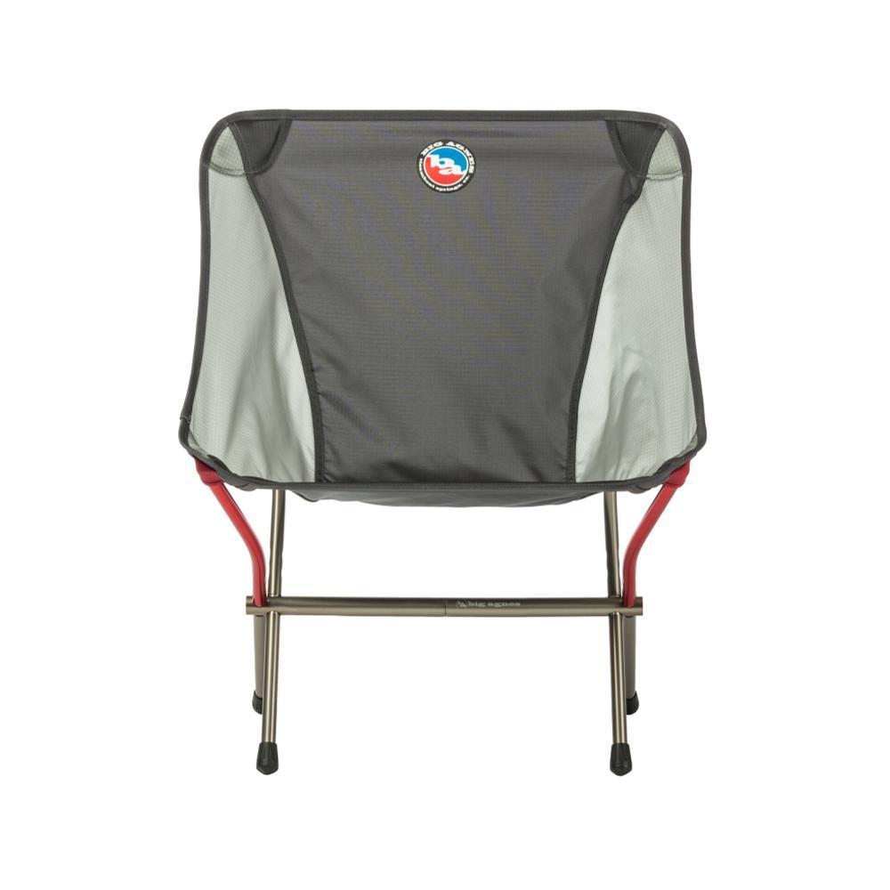 Big Agnes Mica Basin Camp Chair ASPHALT