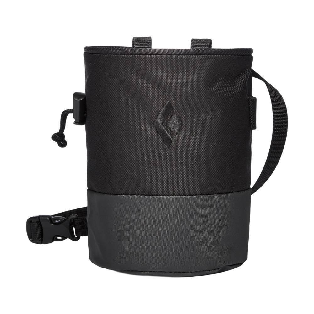 Black Diamond Mojo Zip Chalk Bag BLK.SLATE