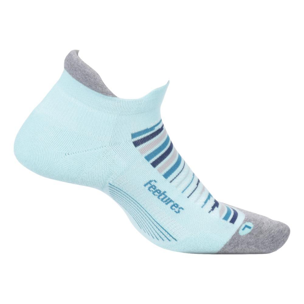 Feetures Unisex Elite Ultra Light No Show Tab Socks FIJI