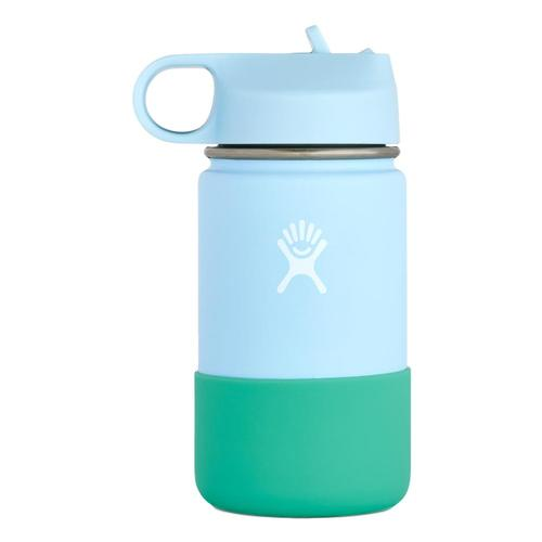 Hydro Flask Kids 12oz Wide Mouth Bottle Frost
