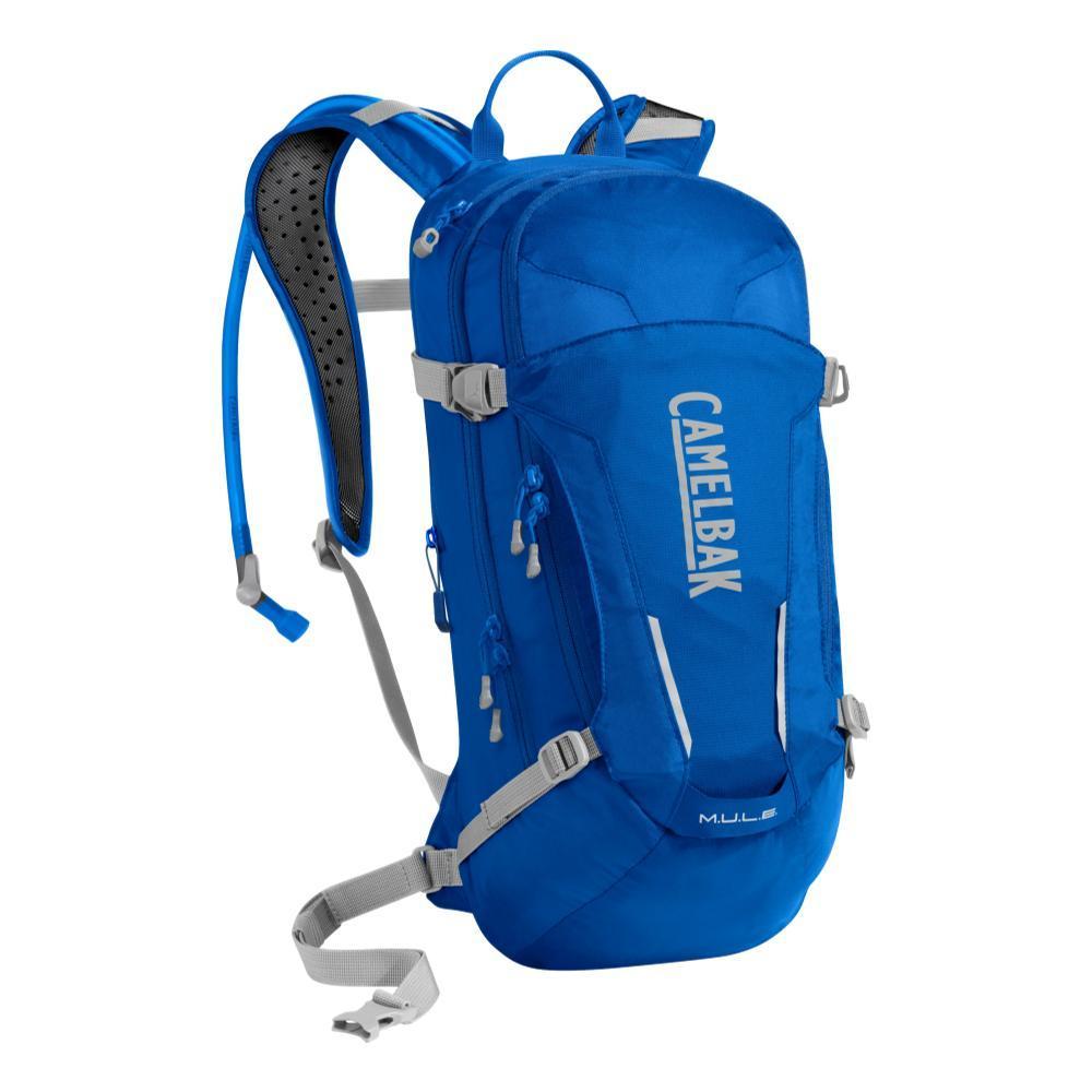 CamelBak M.U.L.E. 100oz Hydration Pack BLUESILVER