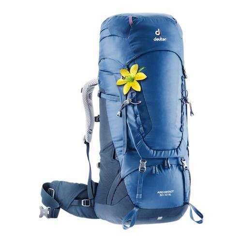 Deuter Women's Aircontact 50 + 10 SL Pack Steel.Midnight