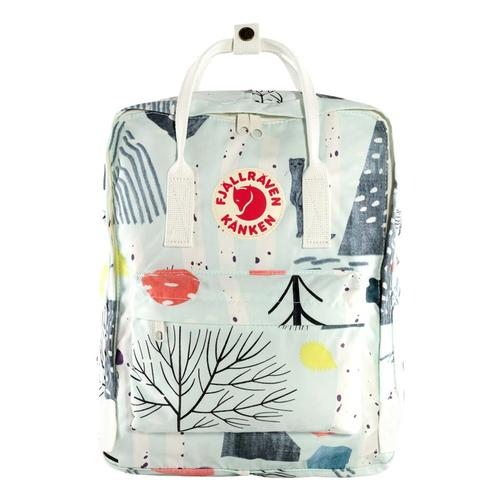Fjallraven Kanken Art Backpack Birchf_977