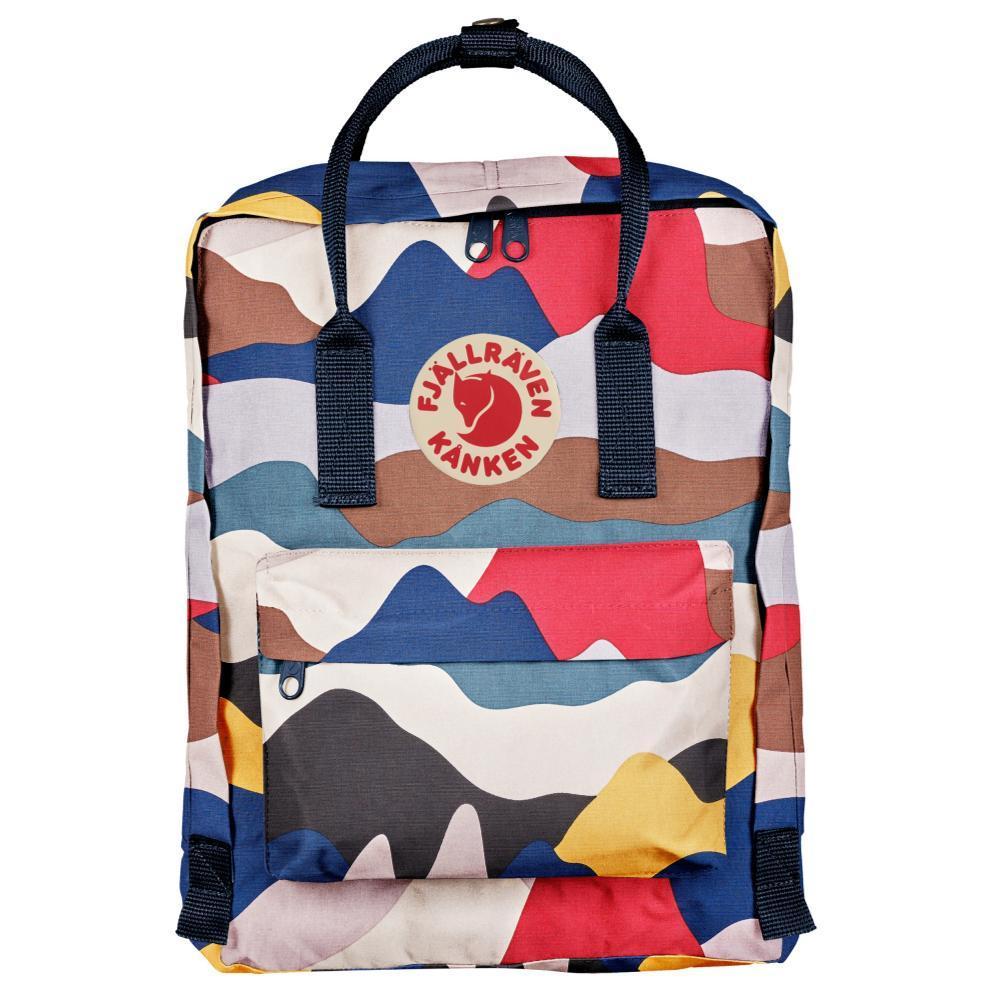 Fjallraven Kanken Art Backpack SUMMER_970