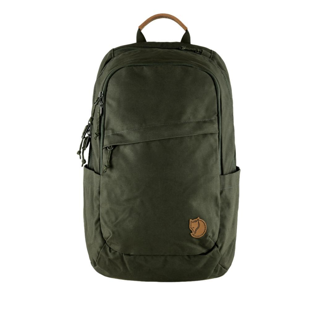 Fjallraven Raven 20 Backpack FOREST_662