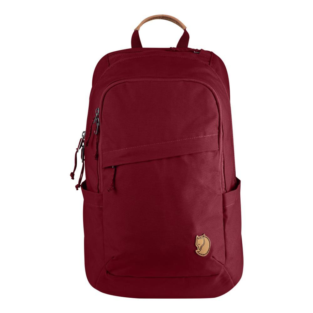 Fjallraven Raven 20 Backpack RDWOOD_330