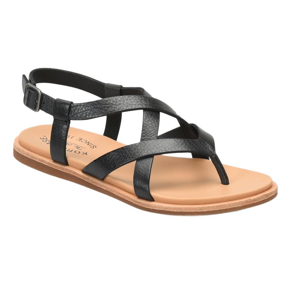 Kork-Ease Women's Yarbrough Sandals BLACK