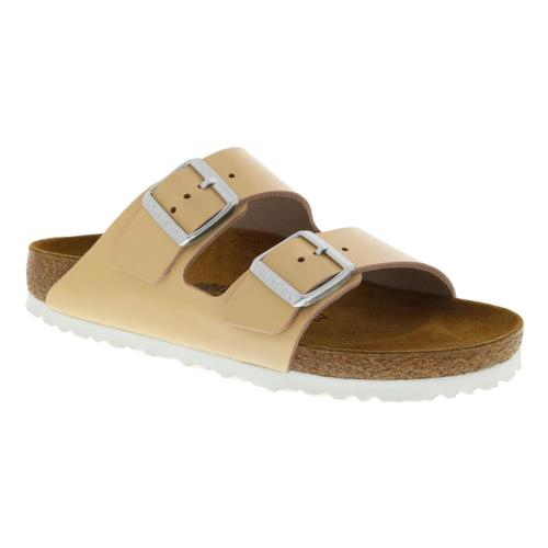 Birkenstock Women's Arizona Leather Sandals Natlth