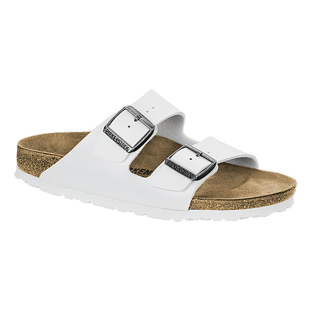 Birkenstock Women's Arizona Birko-Flor Sandals - Regular WHTBIRKO