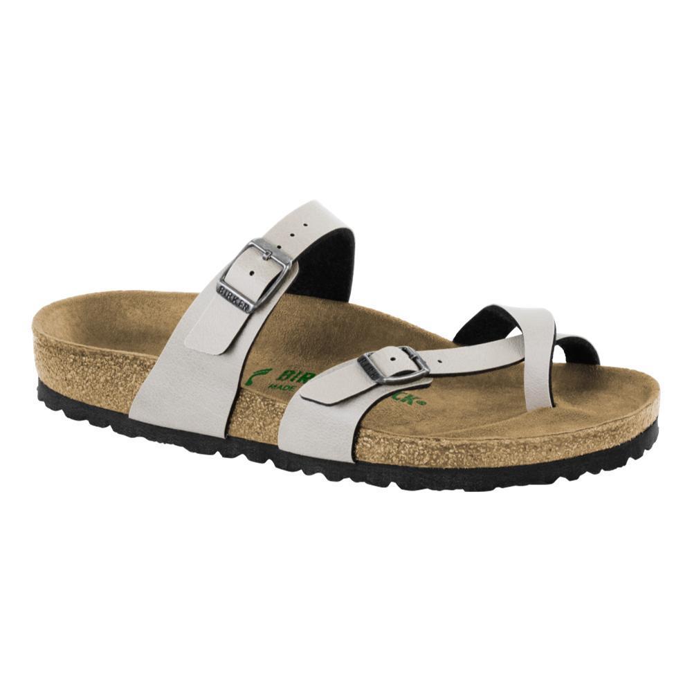 Birkenstock Women's Mayari Vegan Sandals STONE