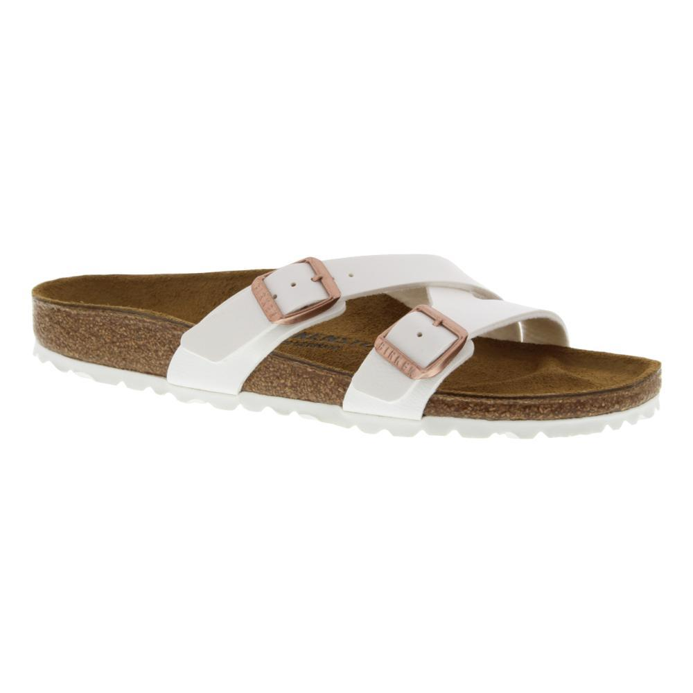 Birkenstock Women's Yao Sandals WHTBIRKO