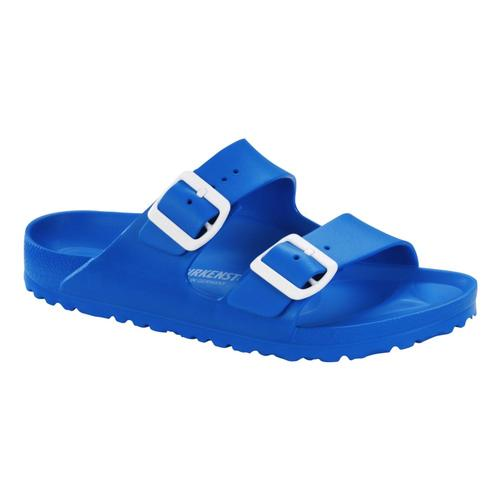 Birkenstock Women's Arizona Essentials EVA Sandals Scublue