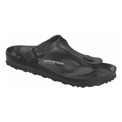 Birkenstock Women's Gizeh Essentials EVA Sandals Black