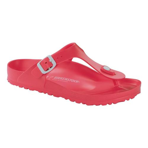 Birkenstock Women's Gizeh Essentials EVA Sandals Coral