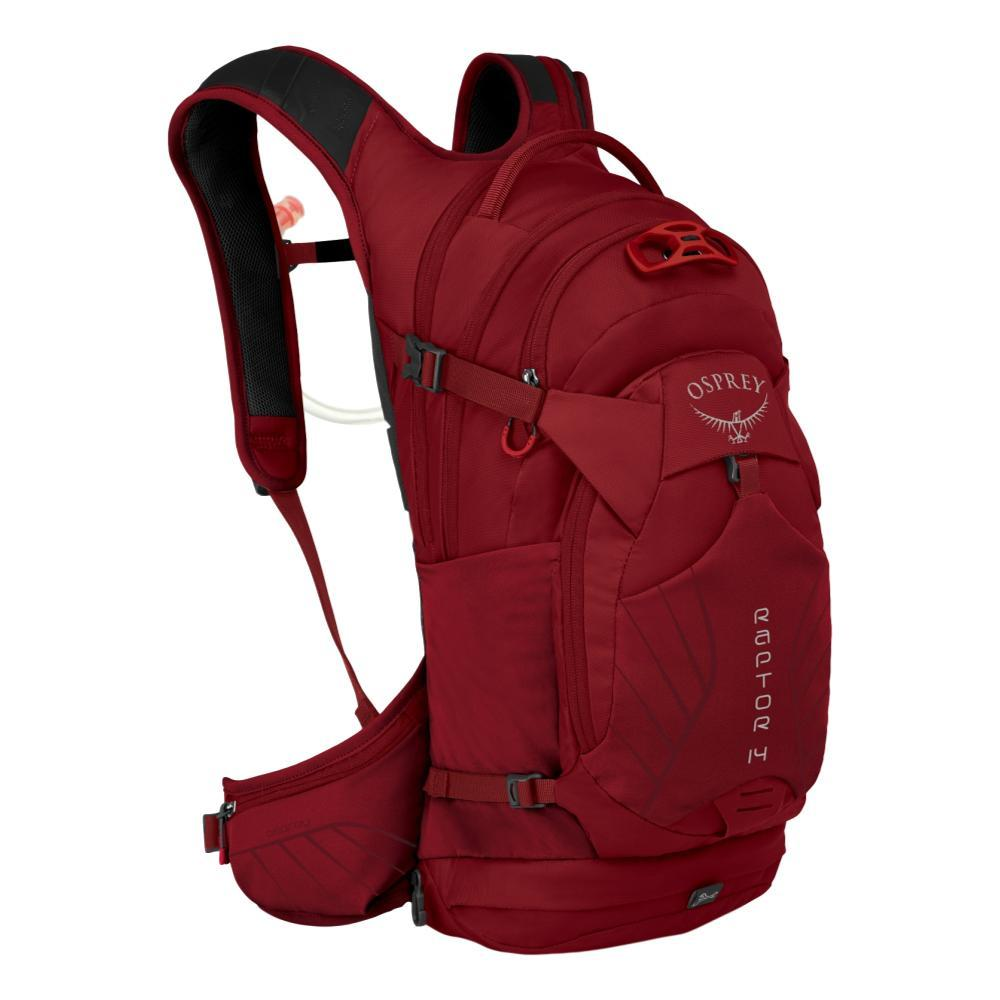 Osprey Raptor 14 Hydration Pack WILDRED