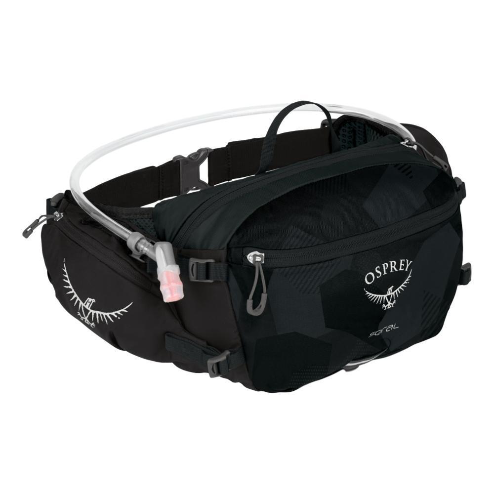 Osprey Seral with 1.5L Reservoir Hydration Lumbar Pack OBSBLACK