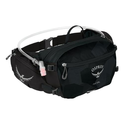 Osprey Seral with 1.5L Reservoir Hydration Lumbar Pack Obsblack